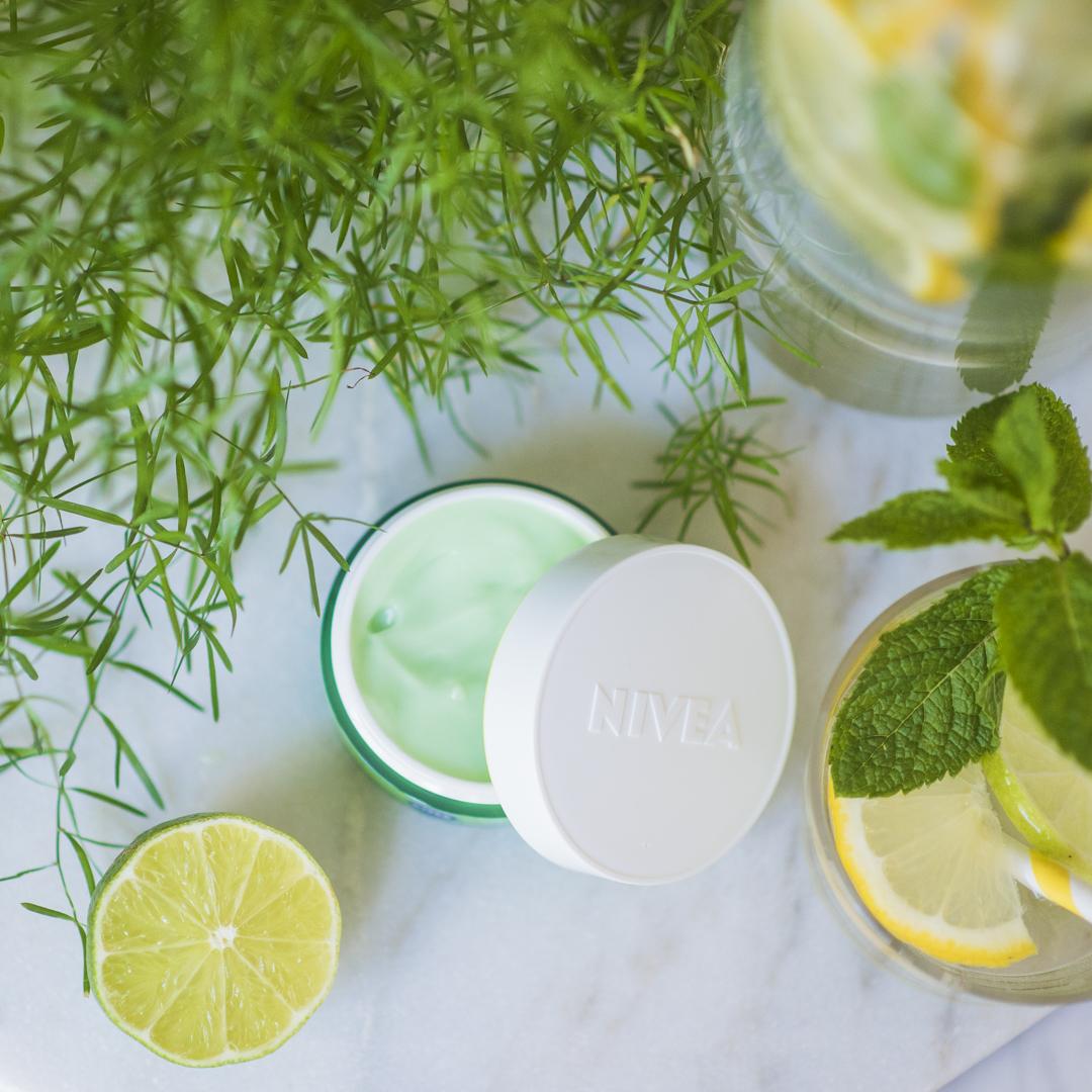 photographie, marketing de contenu pour Nivea par l'agence de communication Studio fiftyfifty