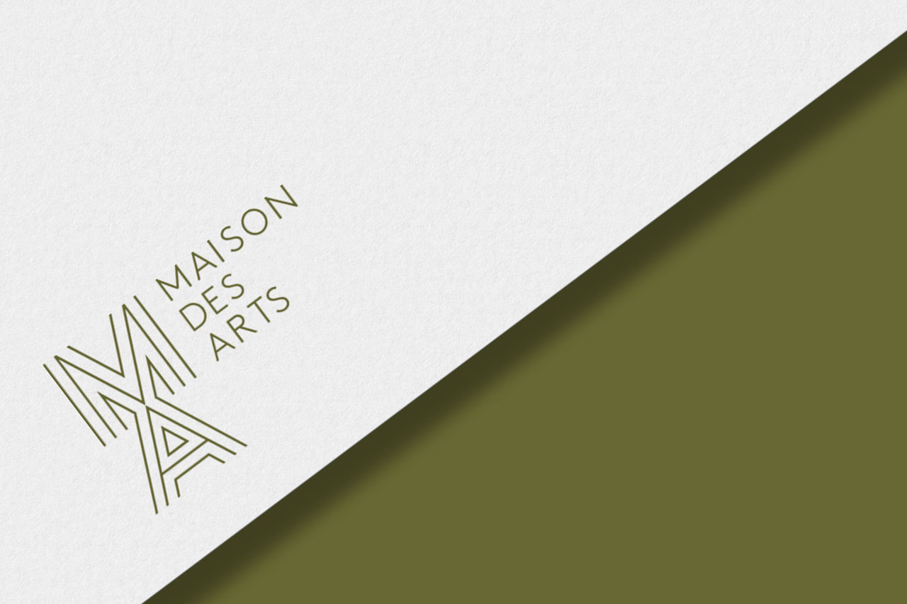 Maison des Arts, Schaerbeek, Studio Fiftyfifty, Graphisme, Création de site web, Stratégie, Logo, Agence de communication